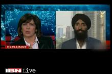 Waris Ahluwalia recounts his experience of being barred to board flight for wearing turban