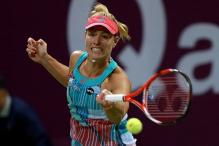 Angelique Kerber loses in second round at Qatar Open