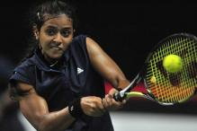 Fed Cup: Ankita Raina wins two matches in India's 3-0 win over Uzbekistan