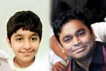 AR Rahman's son Ameen to make Telugu singing debut with 'Nirmala Convent'