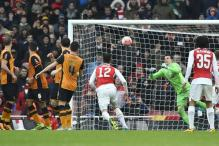 FA Cup: Defending champions Arsenal held to a frustrating draw by Hull City