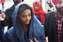 Aishwarya Rai Bachchan shoots for 'Sarbjit' at Golden Temple