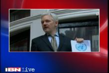 My detention has been found to be unlawful, says Wikileaks founder Julian Assange