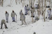 Rescue operations stepped up in Siachen to trace missing Army personnel trapped after avalanche