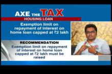 Axe the tax: Raise Rs 2 lakh cap on home loan interest