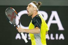 Marcos Baghdatis reaches second round in Montpellier