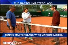 Tennis masterclass with 2013 Wimbledon champion Marion Bartoli