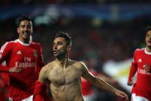 Champions League: Benfica edge Zenit 1-0 in first leg with late goal