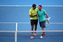 Rohan Bopanna-Florin Mergea ousted from Dubai Tennis Championships