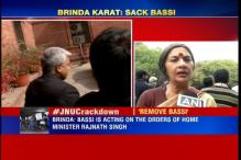 Brinda Karat demands Bassi's removal