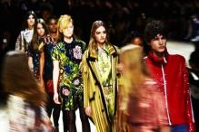 Burberry dazzles, Kane surprises at London Fashion Week