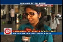 Watch: Citizens rate Rail Budget 2016
