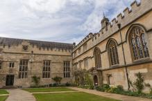 Indian student at Cambridge University relieved of rape charge