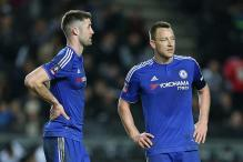 Gary Cahill could join Chelsea's defensive exodus
