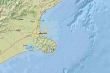 5.8-magnitude quake hits New Zealand city: USGS