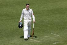 Michael Clarke feels rusty on return to cricket