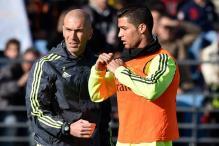 Hard yards paying off under Zinedine Zidane, says Ronaldo