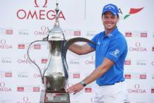 Golf: Britain's Danny Willett wins Dubai Desert Classic