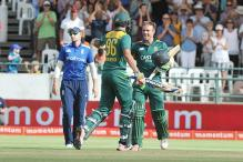 5th ODI: AB de Villiers leads South Africa to 3-2 series win over England