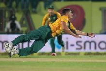 Marchant de Lange added to South Africa ODI squad