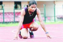 Dutee Chand sets new national record in women's 60m dash at Asian Indoor Athletics Championships
