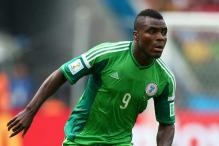 West Ham sign Nigeria striker Emenike on loan