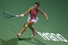 Sara Errani races to Dubai title