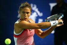 Sara Errani trounces Strychova to win Dubai Tennis Championships