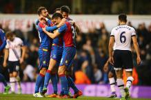 Crystal Palace end Tottenham Hotspur's dreams of FA Cup glory