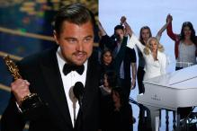 Oscars 2016 telecast receives lowest ratings in eight years