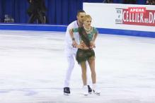 Watch: Olympic figure skating champions dance in perfect sync to 'Ram-Leela' song; win gold
