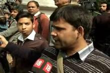 Network18 reporter beaten up by lawyers at Patiala House Court