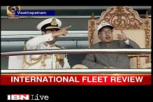 International Fleet Review: 100 ships, 50 nations display their might