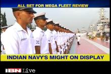 Indian Navy's might on display on February 6, 50 countries join Fleet Review