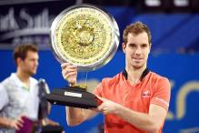Richard Gasquet beats Paul-Henri Mathieu to retain Open Sud de France title