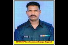 Siachen braveheart Hanamanthappa Koppad who survived an avalanche dies