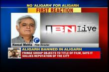 Ban on 'Aligarh' seems unofficial, says film director Hansal Mehta