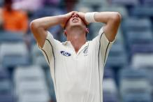 NZ paceman Matt Henry replaces Doug Bracewell for second Test