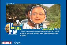 If I were FM: What students in Chennai, Delhi would have  included in Budget