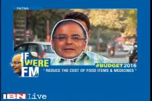 If I Were FM: What do residents of Patna expect from Budget