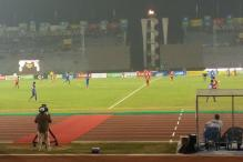 Indian men's gold jinx in SAG football continues
