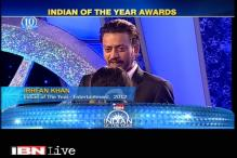 Flashback: When Irrfan Khan became the Indian of the Year in 2012