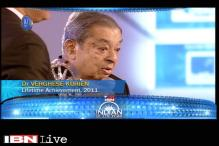 Flashback: Dr Verghese Kurien receives Lifetime Achievement award at IOTY 2011