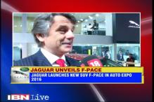 Jaguar Land Rover has 'high hopes from India'