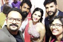 Photo of the day: Jayasurya's selfie with Sunny Leone goes viral