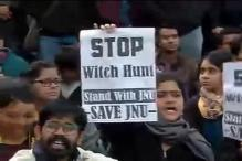 JNU row: Sitaram Yechury allegedly gets threat call; students continue protest