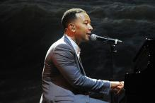 John Legend urges fellow artists to fight for racial equality in America