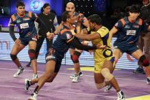 Bengal Warriors beat Telugu Titans to jump to second spot at Pro Kabaddi League