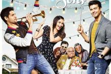 'Kapoor and Sons' first poster: The Alia Bhatt, Sidharth Malhotra, Fawad Khan starrer film looks like a fun party