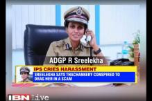 Kerala IPS officer says colleague harassed her after name appears in vigilance probe